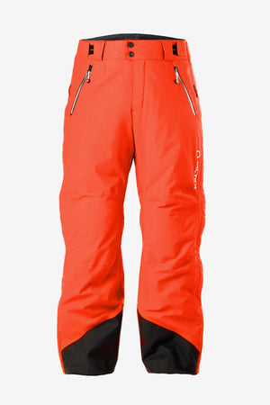 Arctica Youth Side Zip Ski Pants 2.0 - Tangerine