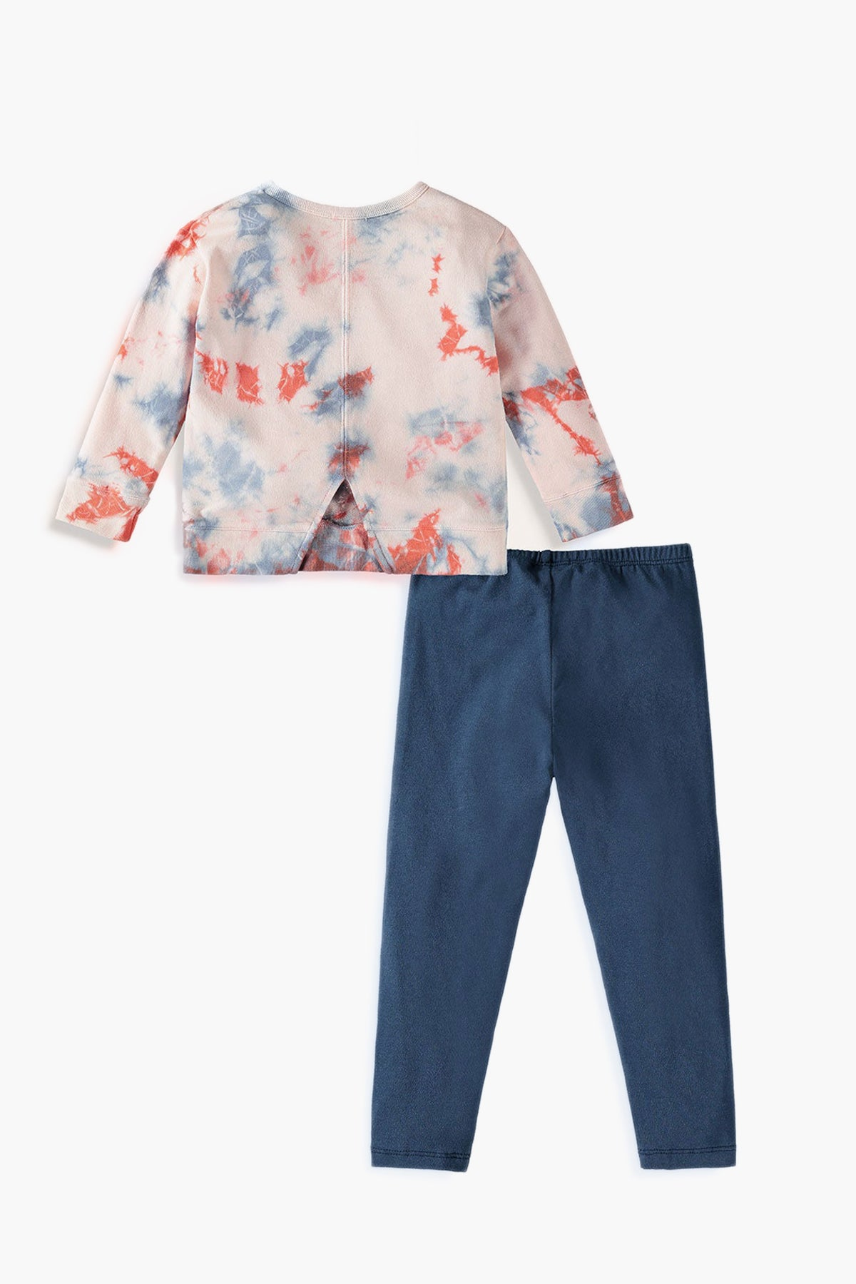 Splendid Indigo Tie Dye Girls 2-Piece Set