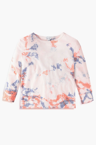 Splendid Seaside Tie Dye Girls Top