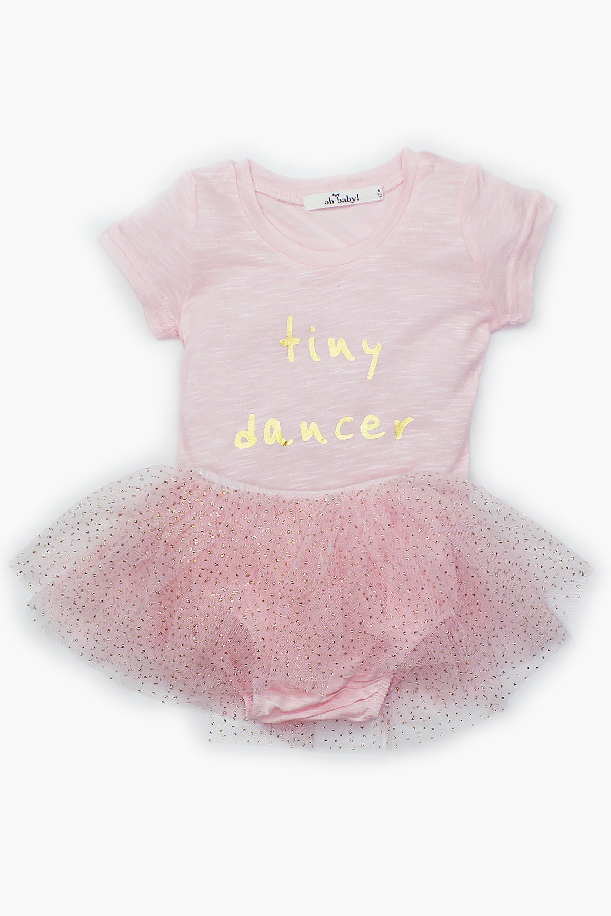 Oh Baby! Tiny Dancer Tutu 2-Piece Set