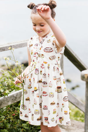 Pink Chicken Vera Desserts Dress