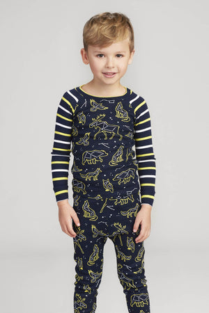 Hatley Wild Constellations Pajama Set