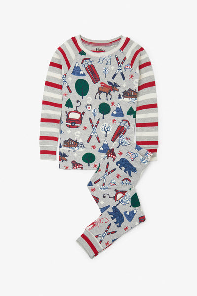 Hatley Winter Traditions Pajama Set