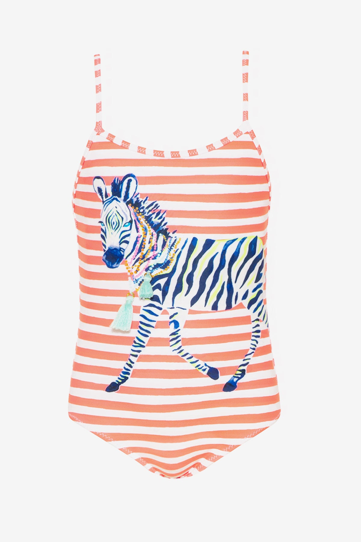 Sunuva Zebra Swimsuit