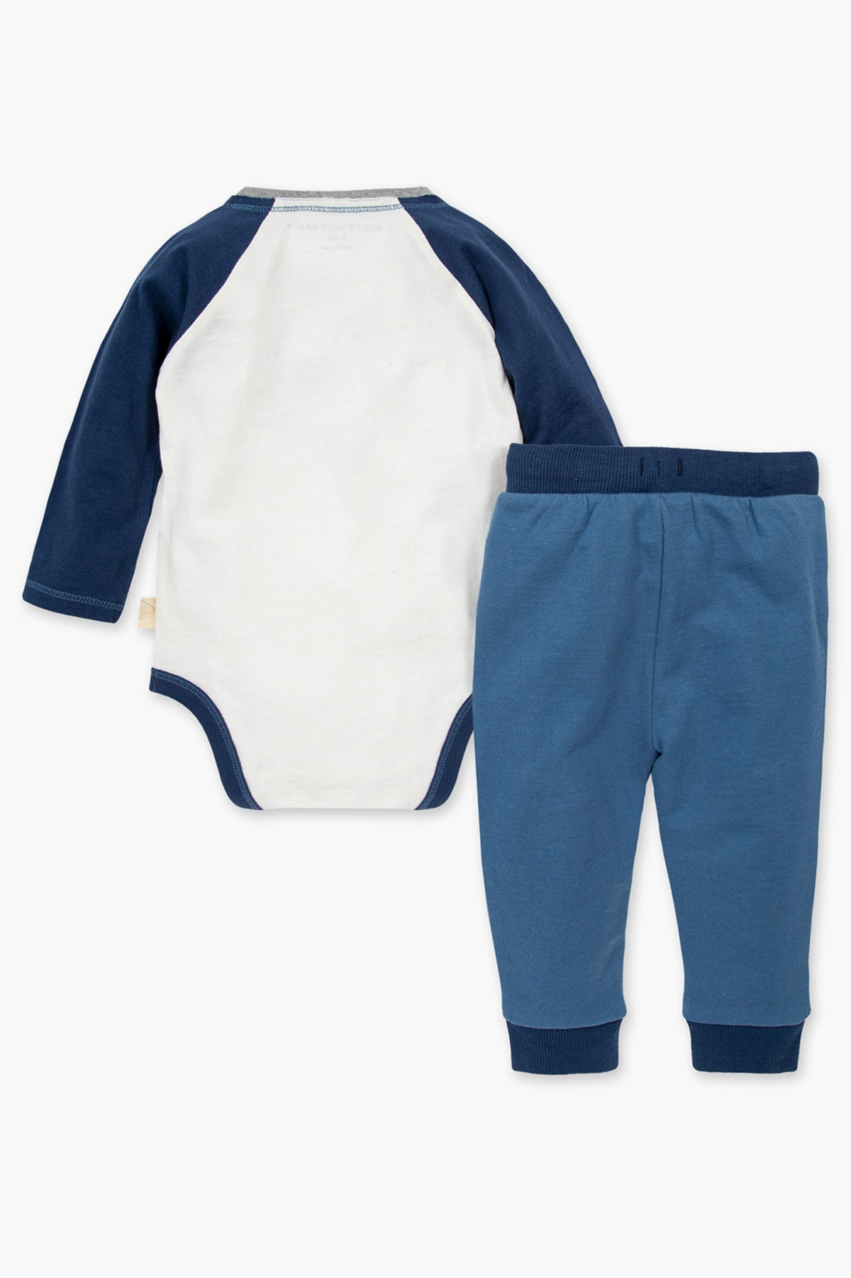 Burt's Bees Roam Tee And Baby Pants Set