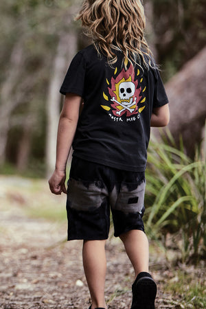 Munster Kids Bones Tee