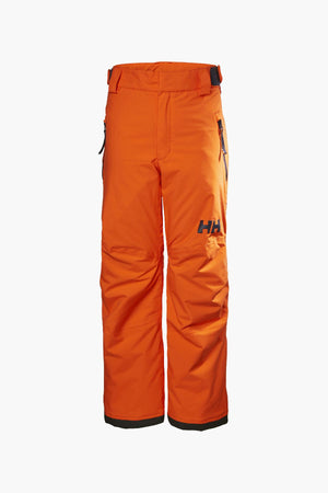 Helly Hansen Jr Legendary Pant - Neon Orange