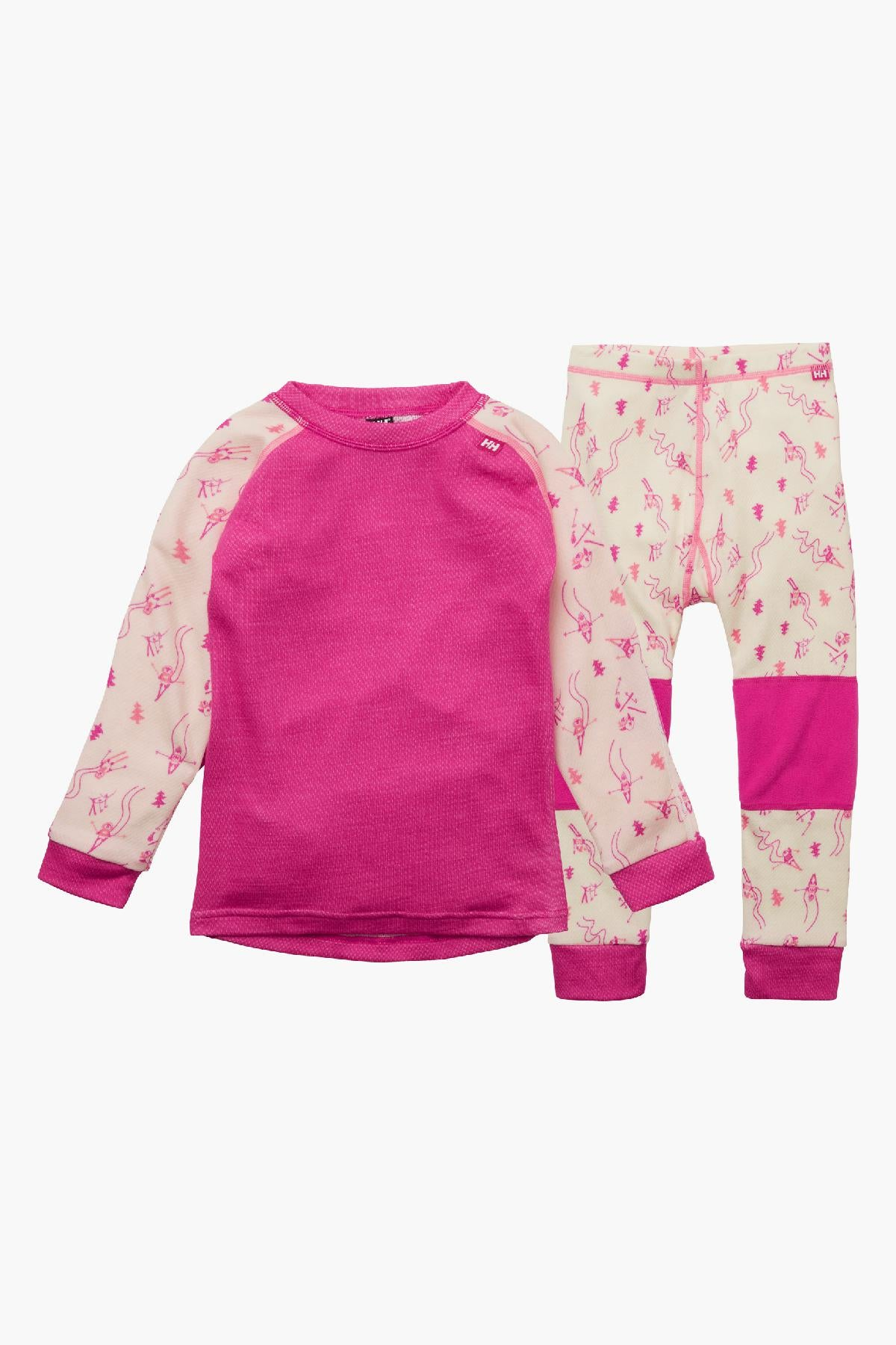 Helly Hansen Lifa Merino Kids Baselayer Set - Off White
