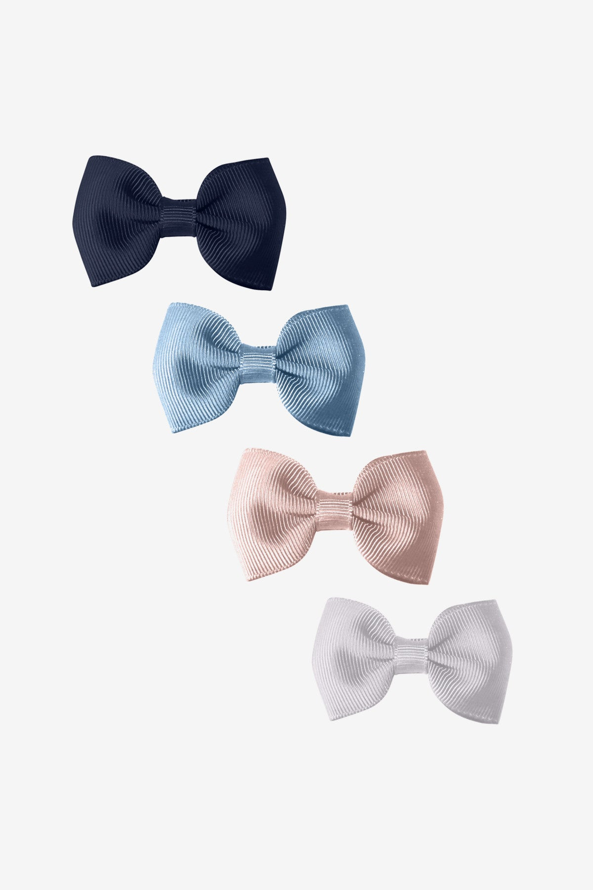 4-pack of Hair Bows - Classic