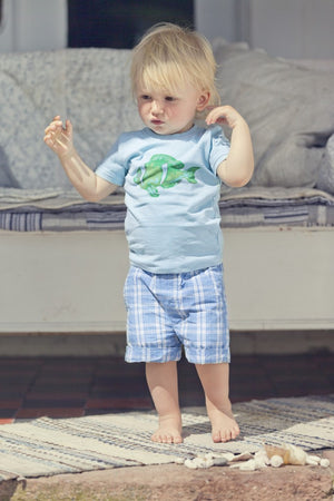 Wheat Bertil Baby Boy Shorts