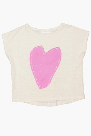 Joah Love Fay Big Heart Top