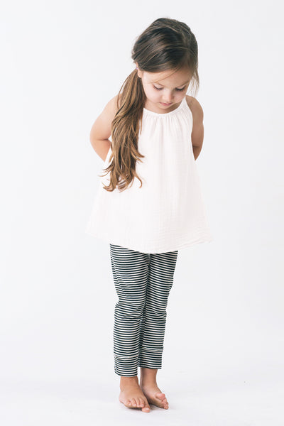 Go Gently Baby Stripe Pencil Pants