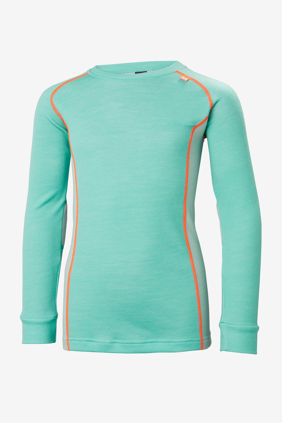 Helly Hansen Jr Lifa Merino Baselayer Set - Pool Blue