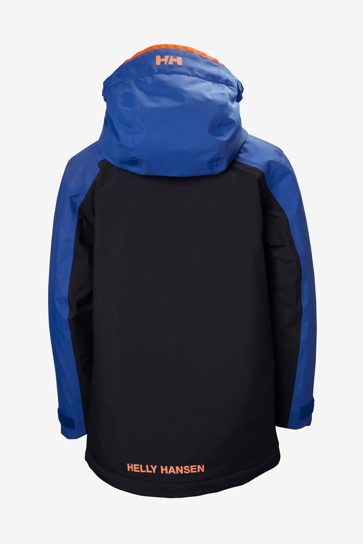 Helly Hansen Jr Hillside Jacket - Olympian Blue