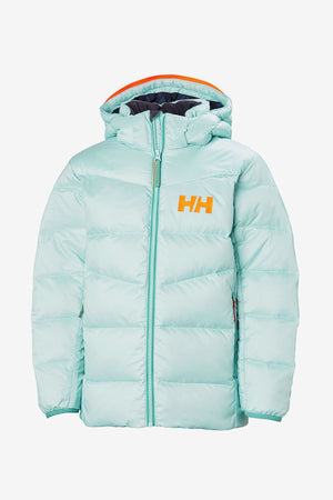 Helly Hansen Jr Isfjord Jacket - Blue Haze