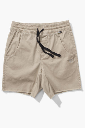 Munster Kids Keramas Short - Khaki