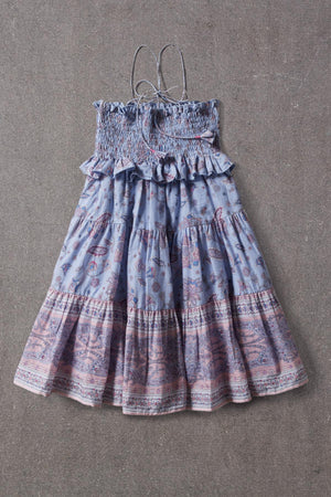 Nellystella Lola Dress - Paisley Flower