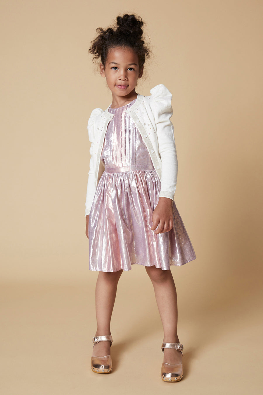 Velveteen Matilda Party Girls Dress