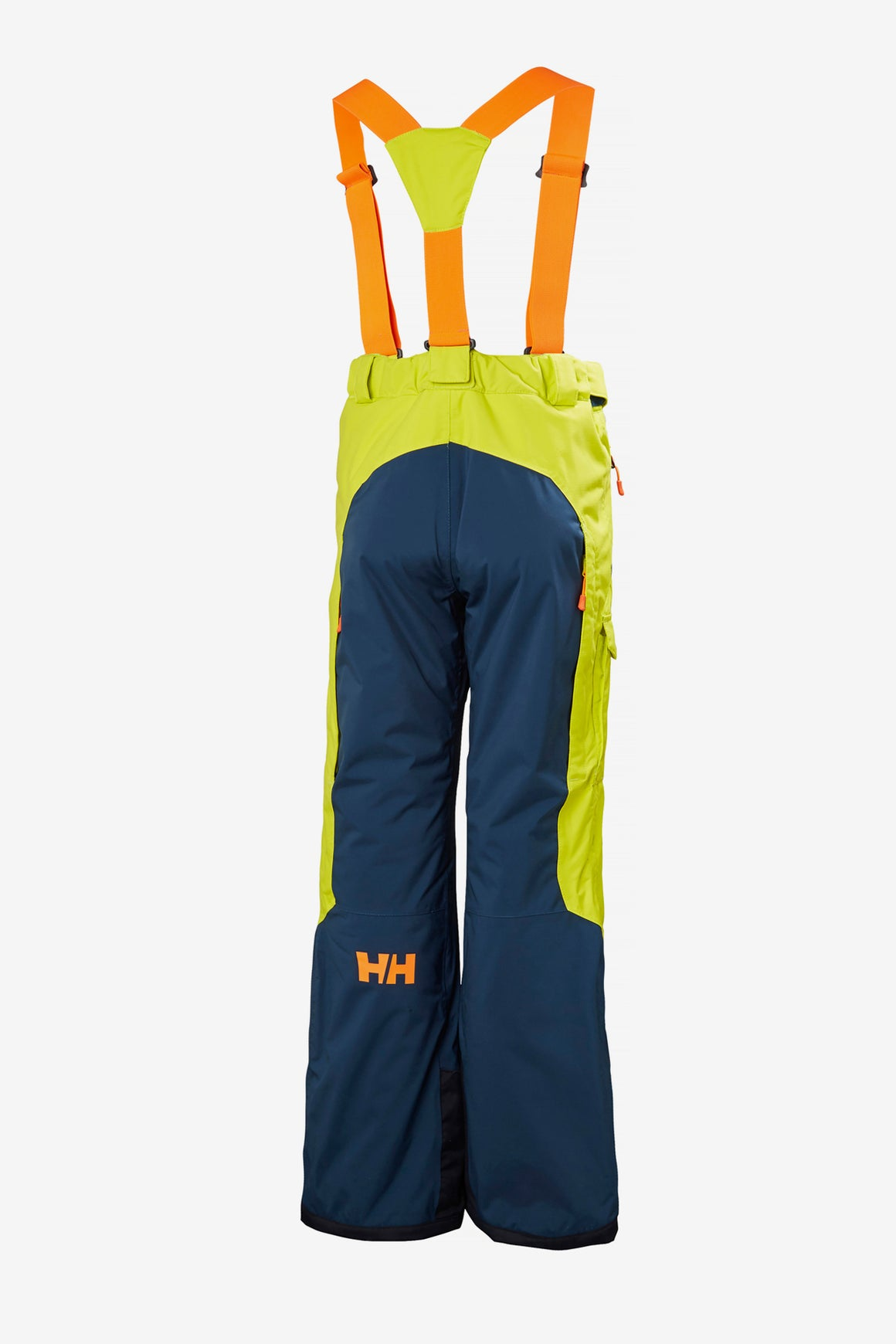 Helly Hansen Jr No Limits Snowpants - Sweet Lime