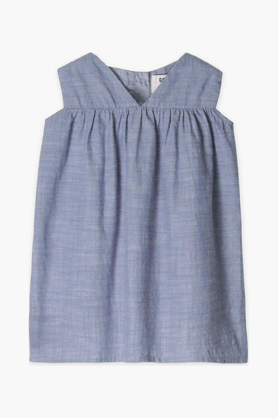 Go Gently Nation Chambray Savannah Dress