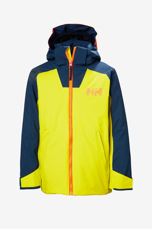 Helly Hansen Jr Twister Jacket - Sweet Lime