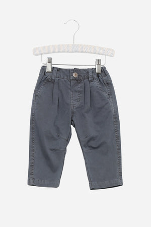 Wheat Baby Boy Chinos - Dark Blue