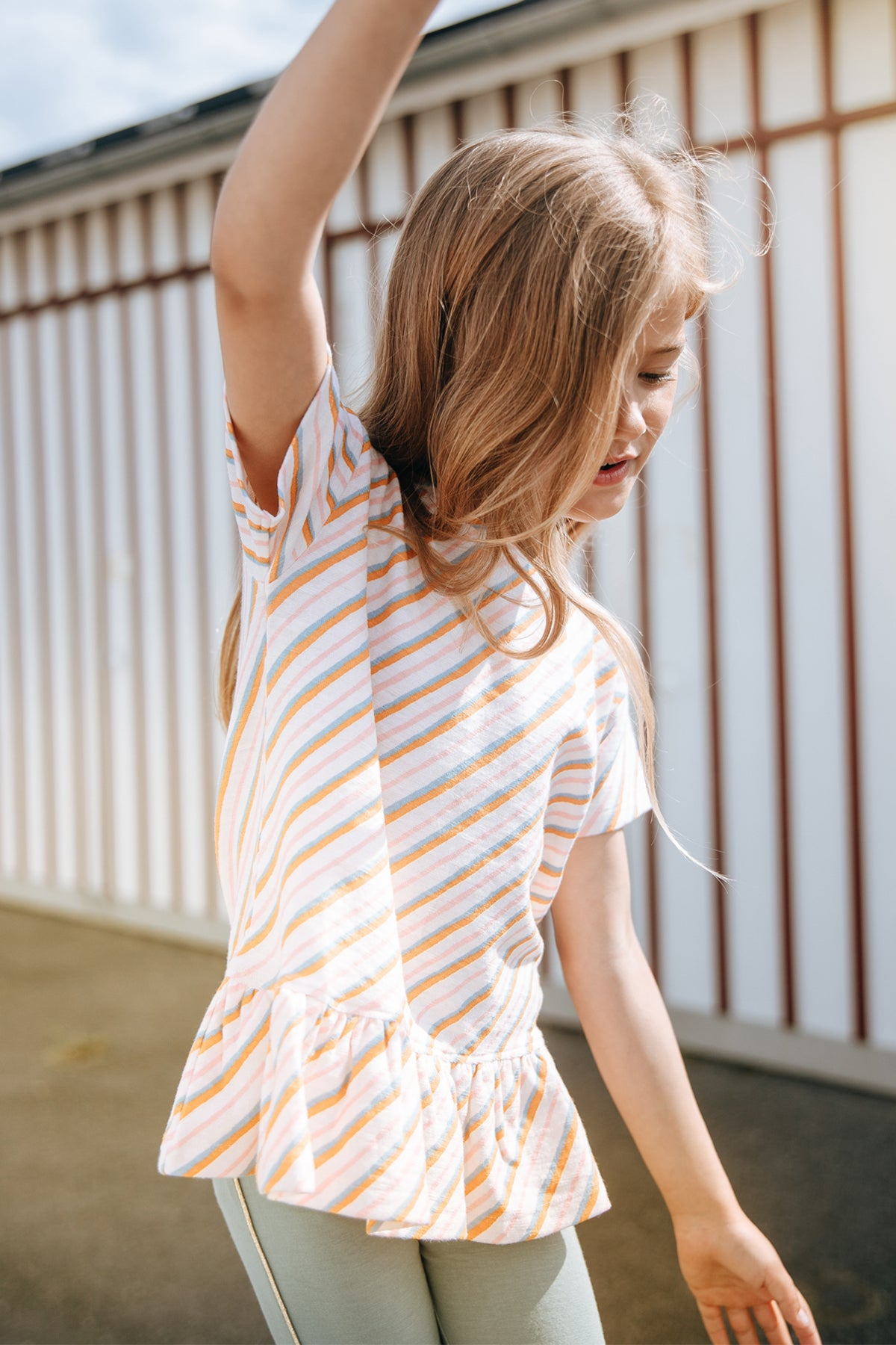 Soft Gallery Acey Girls Top