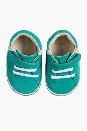 Robeez Adam Baby Boys Shoes - Green