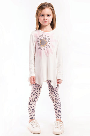 Imoga Alyssa Girls Leggings - Lynx