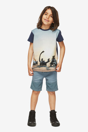 Molo Ragnij Black Rock Desert T-Shirt