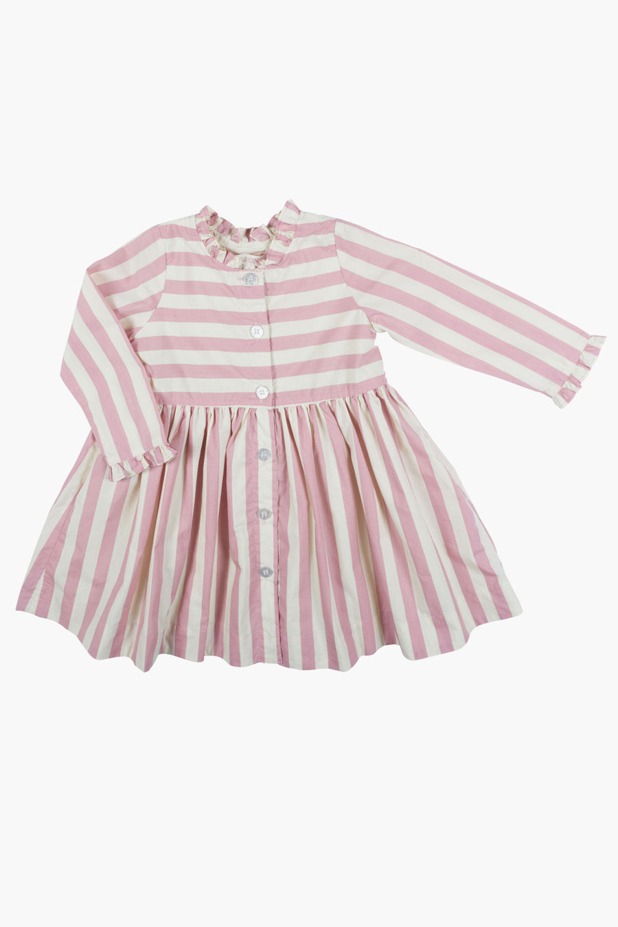 Pink Chicken  Autumn Dress
