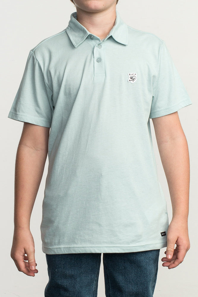 RVCA Sure Thing ANP Polo