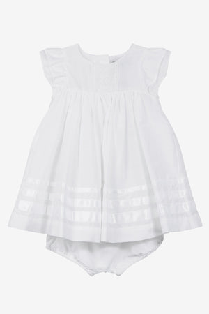 Jean Bourget Classic Baby Girls Special Occasion Dress