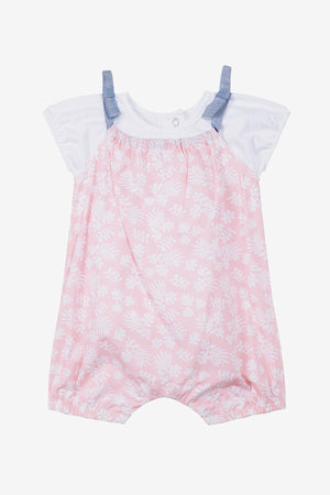 Jean Bourget Fern Baby Girls Set