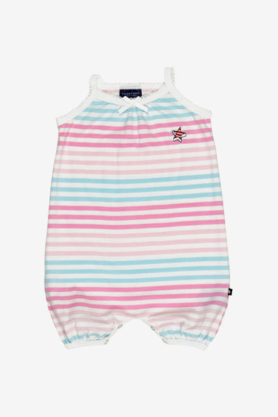 Toobydoo Baby Stripes Bodysuit