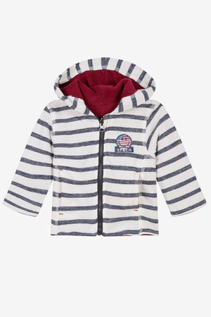 3pommes Baby Boy Reversible Jacket