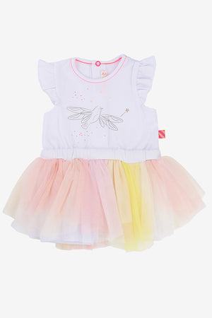Billieblush Fairy Bird Romper Dress