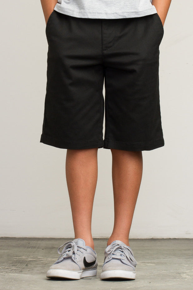 RVCA Weekday Shorts - Black