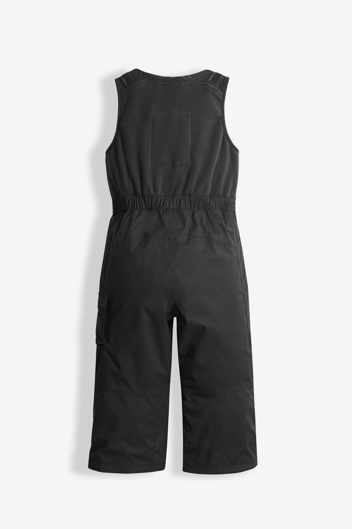 The North Face Insulated Bib Snowpant - Black