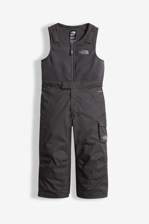 The North Face Insulated Bib Snowpant - Graphite Grey