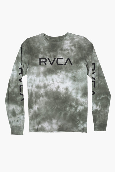 RVCA Big Rvca Boys T-Shirt - Green