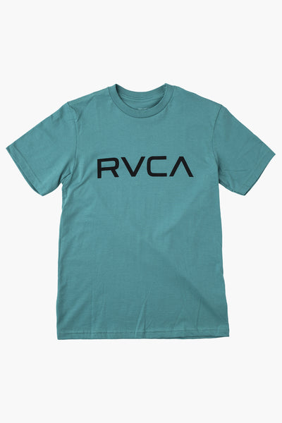 RVCA Big Rvca Boys T-Shirt - Turquoise