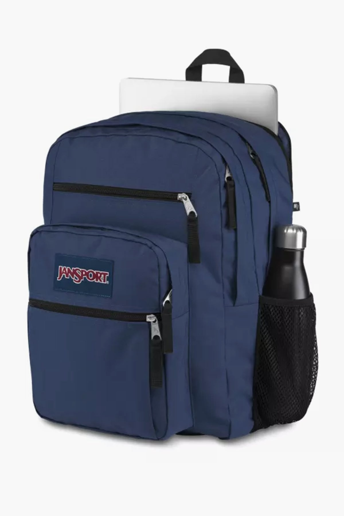 JanSport Big Student Kids Backpack - City Lights