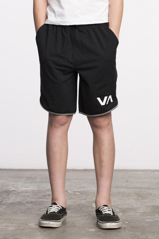 RVCA VA Sports Shorts - Black