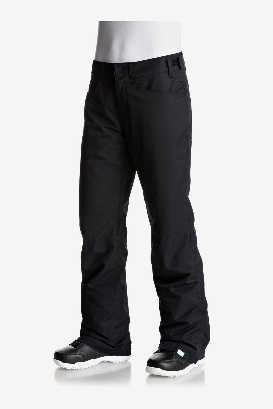 Roxy Backyard Snow Pants - Black