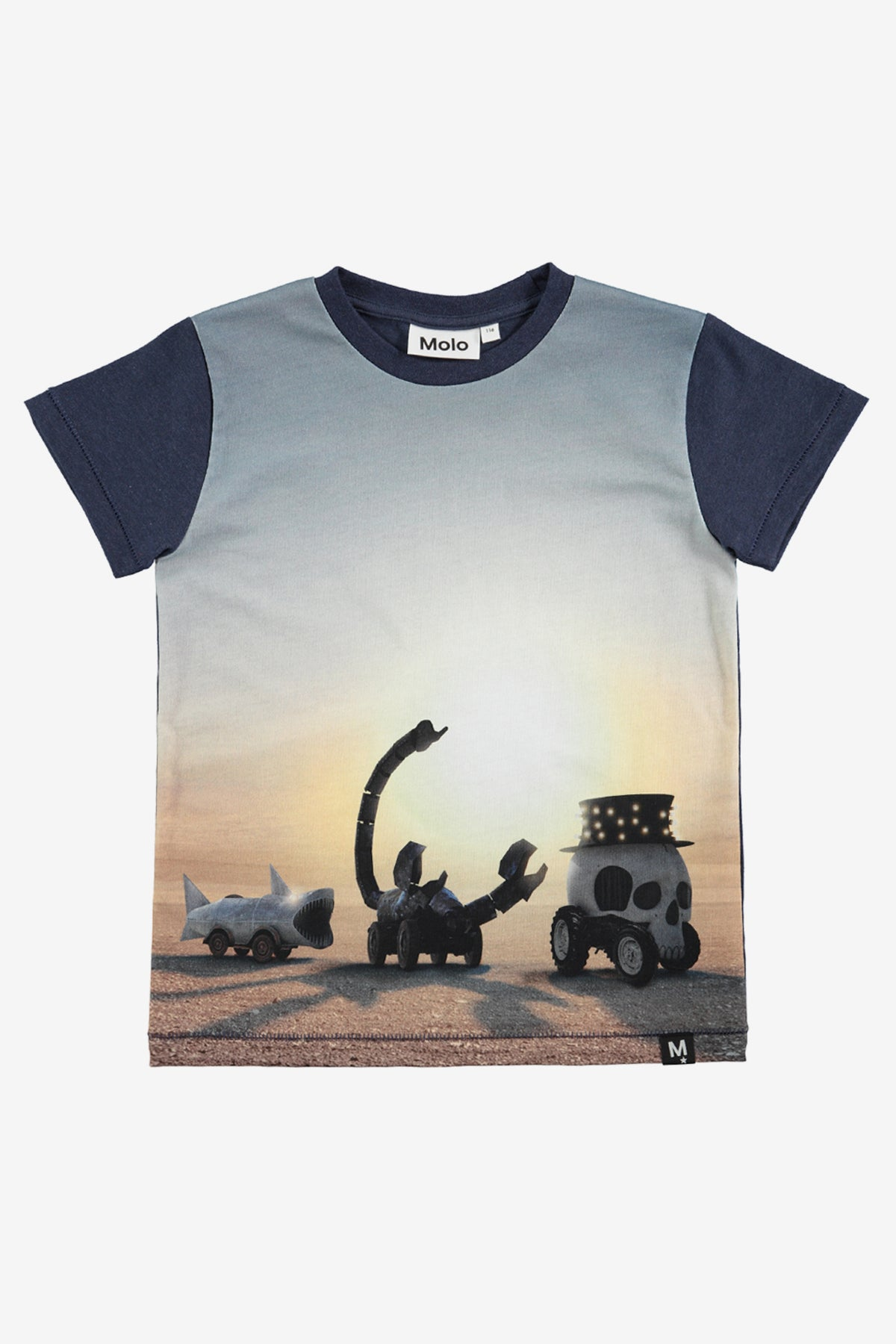 803506d5be Molo Ragnij Black Rock Desert T-Shirt
