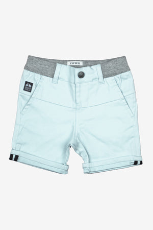 Ocean Blue Baby Boys Shorts