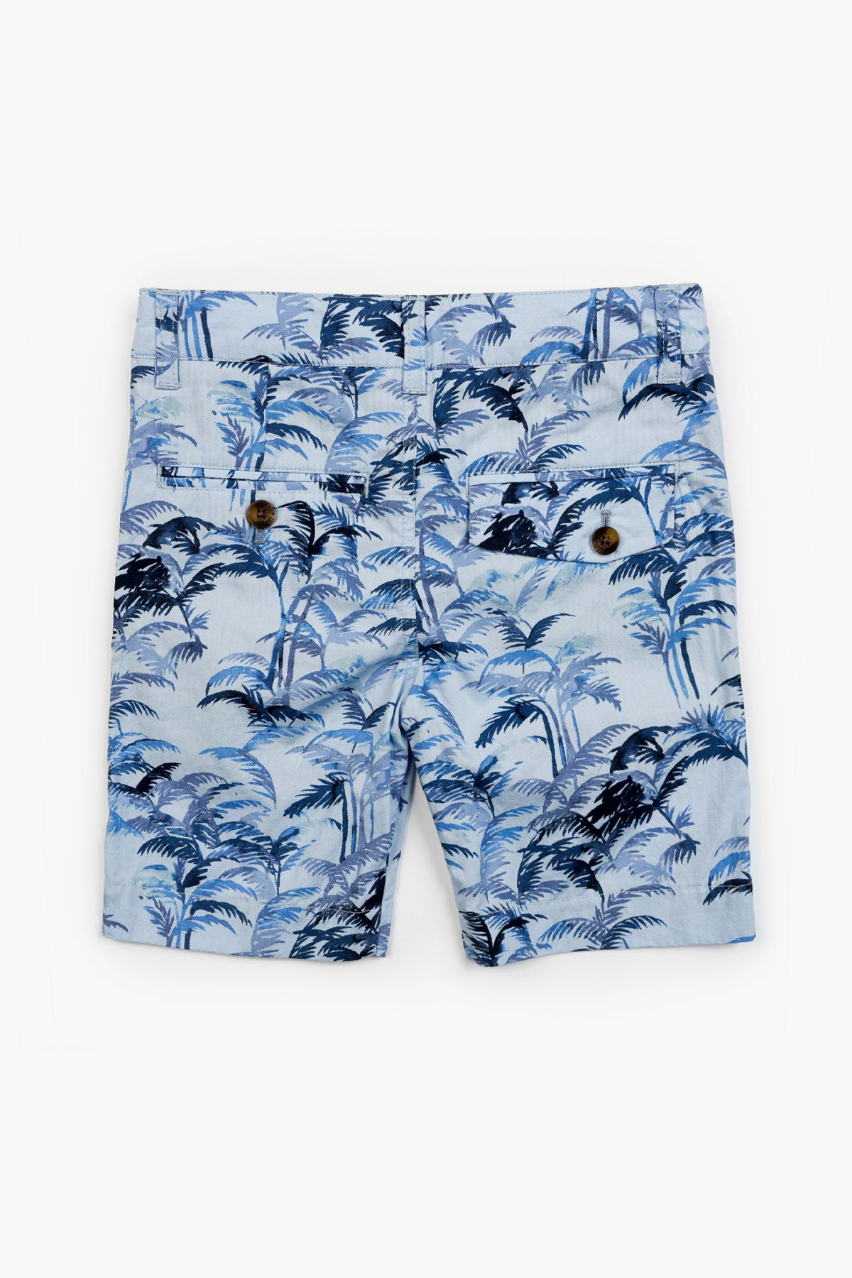 Appaman Blue Palms Boys Shorts