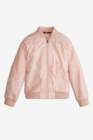 The North Face Girls' Wind Bomber Jacket