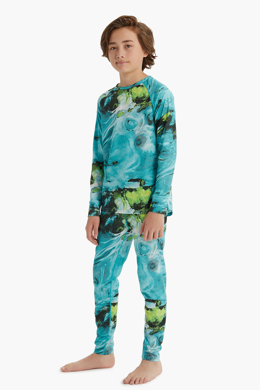 Burton Boys First Layer Set - Satellite